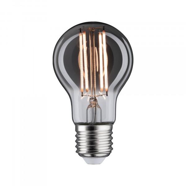 LED Vintage 7,5 Watt E27 Rookglas 2200K Dimbaar